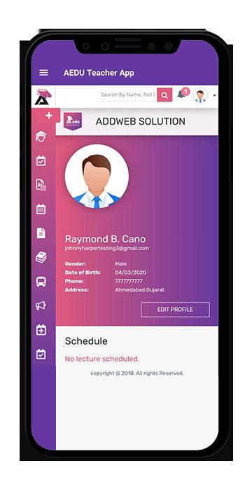 AEDU Teacher App