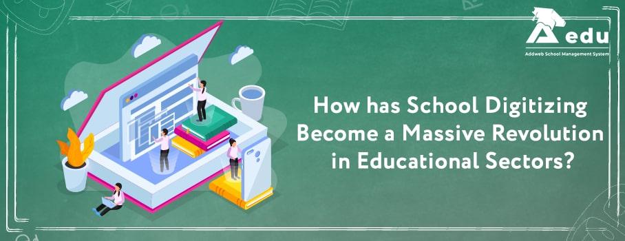 Digital Schooling System
